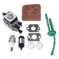 kit Carburateur Pour Stihl FS38 FS45 FS46 FS55 KM55 FS85 Joint Fiiltre Carburant