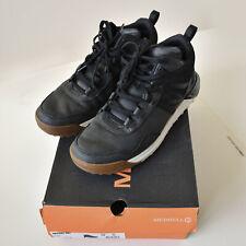 Merrell Indeway waterproof Mid Black Leather Mens trainers - Size UK 10.5 M
