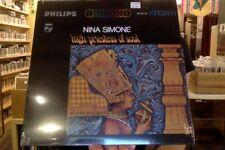Nina Simone High Priestess of Soul LP sealed vinyl RE reissue