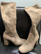 Prada Ladies Beige  Boots  New authentic