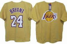BRYANT 24 LOS ANGELES LAKERS NBA SHIRT MENS L NWT