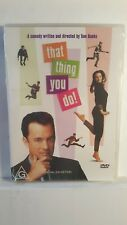 That Thing You Do [DVD] NEW & SEALED, R 4, Free Overnight Xpress Post