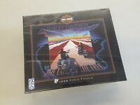 Harley Davidson LAND OF THE FREE 1000 Piece FX Schmid Jigsaw Puzzle Sealed