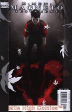 X-MEN: MAGNETO-TESTAMENT (2008 Series) #1 Very Fine Comics Book