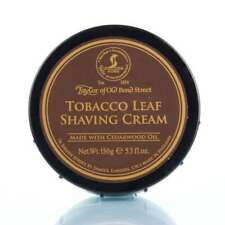 Taylor of Old Bond Street Tobacco Leaf Shaving Cream Rasiercreme 150 g