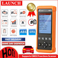 Launch CR6011 OBD2 Scanner ABS SRS Code Read Auto Car OBD2 OBDII Diagnostic Tool