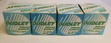 4 White Dudley 11� Official Softballs New Wt11-Ywsp