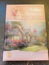 A Journal of Faith & Love, Mother's Memories To Her Child by Thomas Kinkade 2000