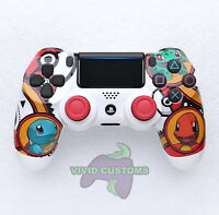 Custom PlayStation 4 Version 2 Dualshock Controller PS4 Slim/Pro Pokemon V2