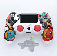 Custom PlayStation 4 version 2 contrôleur Dualshock PS4 Slim/Pro Pokemon V2