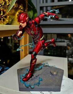 DC Comics The Flash Artfx Statue PVC Action Figure Collectible Model Toy Box