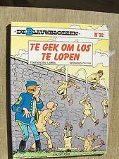 Blauwbloezen nr 32 EERSTE DRUK 1991