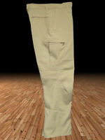 New NIKE Mens ACG Cargo Combat Trousers Light Beige / Sand 40""