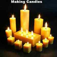 Candle Making How to Make Candles 15 Books Candles Wax Glycerin Paraffin CD DVD
