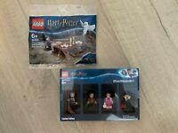 LEGO 5005254 Harry Potter Bricktober & 30420 Polybag Collector Bundle - New