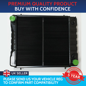 RADIATOR TO FIT LAND ROVER DISCOVERY 1 DEFENDER 200 TDI BRASS END TANKS
