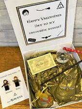 Harry Potter Personalizzata Regalo Carta San Valentino Compleanno Natale fatti a mano