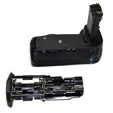 DynaSun E14 Impugnatura Battery Grip per Canon EOS 70D compatibile BG-E14 + Slot