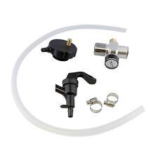 Mini Keg Dispenser Kit - CO2 Regulator for Draft Beer Keg w/ 2 Ft Hose and Spout