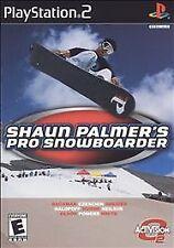 Shaun Palmer's Pro Snowboarder (Sony PlayStation 2, 2001)