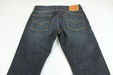 Levi's 513 Men's 32 x 30 Slim Straight Fit Denim Jeans #A620
