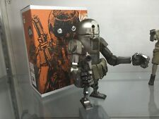 Threea 3A Ashley Wood ZVR WARBOT BERTIE Mk2 SDCC 2015 Exclusive 3AGO Scale