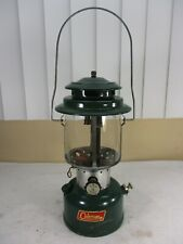 Vintage 1965 Coleman 220F Sunshine of the Night Gas Camping Lantern   (#c)