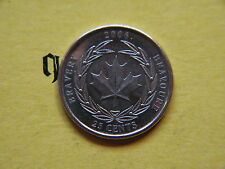 2006 Canada 25 Cents, Twenty Five Cent, Quarter 25c