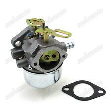 Ajustable Carburador Tecumseh 10HP 9HP 8HP Motor HMSK 80 HMSK 90 Snowblower Carb