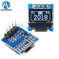 """0.49"""" inch OLED Display White Screen Module SSD1306 64x32 I2C IIC For Arduino"""