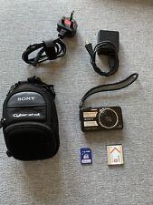 Sony Cyber-shot DSC-WX7 16.2MP Digital Camera - Black With Genuine Case