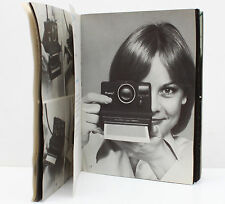 Polaroid Pronto! Film Land Camera Manual Guide Instructions English 1970s