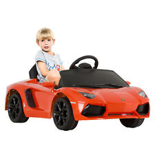 Lamborghini Aventador LP700-4 Licensed 6V Kids Ride On Car RC Remote Control