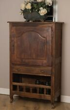 Vintage French Cupboard Farmhouse Solid Oak. Free Local Delivery Only