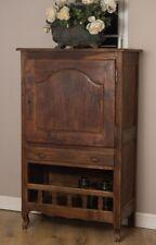 Vintage French Cupboard Farmhouse Solid Oak