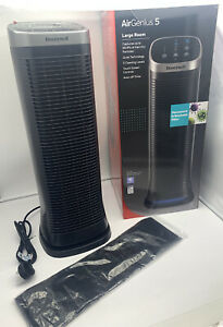 Honeywell AirGenius 5 Air Purifier/Cleaner Odour Reducer HFD323E + Spare Filter
