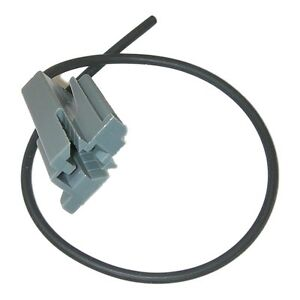 Parts Master 84038 1-Wire Gray Choke / Thermostat Connector for GM Products