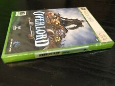 Xbox 360 - Overlord II (2) **New & Sealed** Official UK Stock (2 Pics)