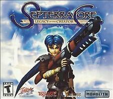 Septerra Core: Legacy of the Creator. PC game.