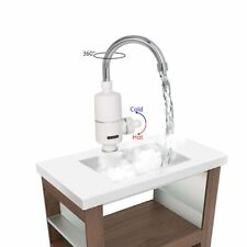 Electric Heating Water Tap Tankless Instant Hot Water Heater Faucet For Bathroom