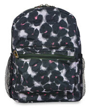 Jenzys Girls Cheetah Animal Print Mini Toddler Backpack Bag For Preschool