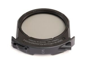Canon Drop-in Circular Polarizing Filter A, for Filter Mount Adapter EF-EOS R