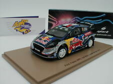 "Spark S5175 - Ford Fiesta WRC Nr. 1 Rally Great Britain 2017 "" S. Ogier "" 1:43"