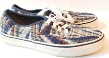 Vans Authentic knit Skate Shoes Womens 7.0 Mens 5.5
