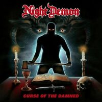 NIGHT DEMON - CURSE OF THE DAMNED  CD NEU