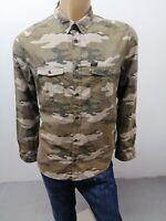 Camicia GUESS Uomo Taglia Size L Chemise Homme Shirt Man P 6386