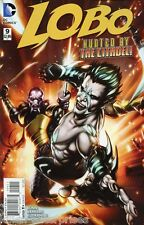 Lobo #9 Comic Book 2015 - DC