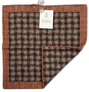 Brunello Cucinelli Handkerchief Pocket Cloth Pochette Square