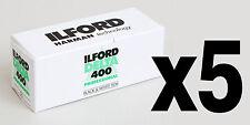 Pellicola medio formato Rullino BN bianco e nero Ilford Delta 400 120 5pz.