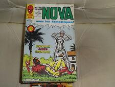 NOVA n° 100 de 1986- SPIDER MAN - LES FANTASTIQUES IRON MAN comme neuf.
